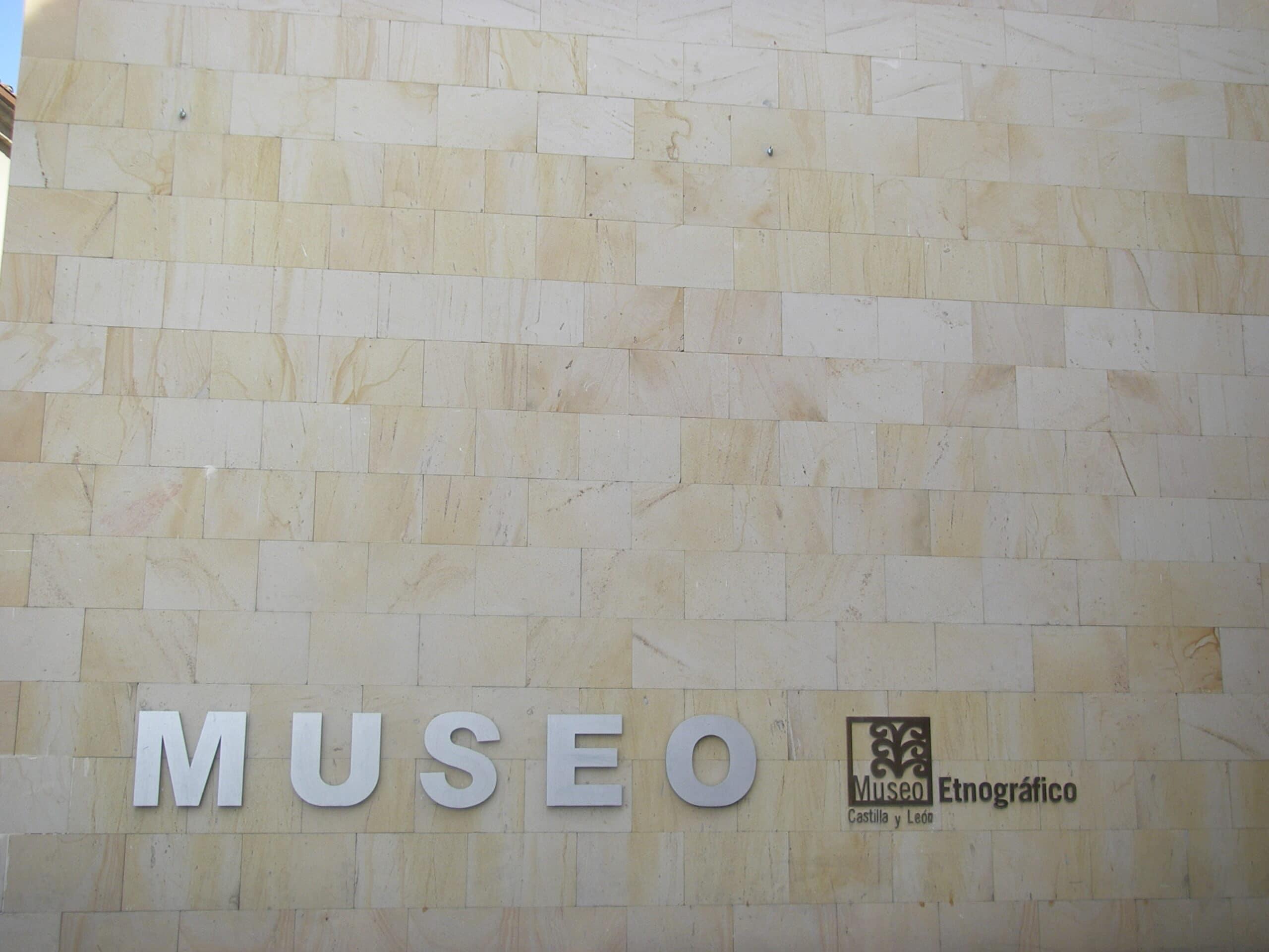 Fachada Museo Etnográfico de Castilla y León, Zamora